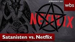 "Satanisten verklagen Netflix - Baphomet in ""Sabrina"" geklaut?  | Rechtsanwalt Christian Solmecke"