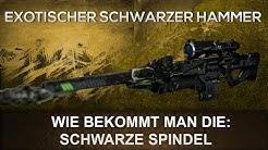 Destiny: Exotischer Schwarze Spindel / Black Spindel (Deutsch/German)