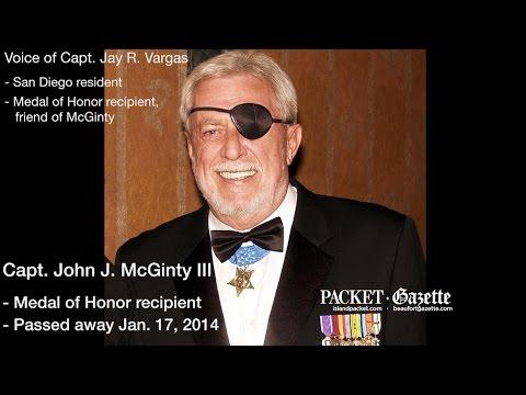 Remembering Captain John J. McGinty III