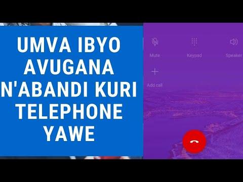 UMVA ABANTU BAHAMAGAYE