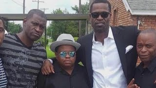 Ex-nba player stephen jackson mourning death of 'twin brother' george floyd