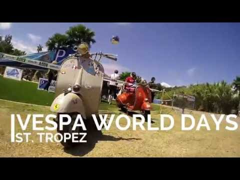 SLUK | VESPA WORLD DAYS 2016 - St. TROPEZ