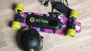 Acton Blink Board : 1 semaine en skateboard électrique (Live)