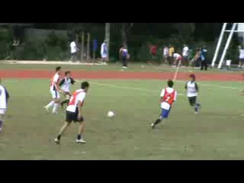 Goal against davis langdon and seah