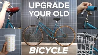 4 Ways To Upgrade Your Old Bicycle