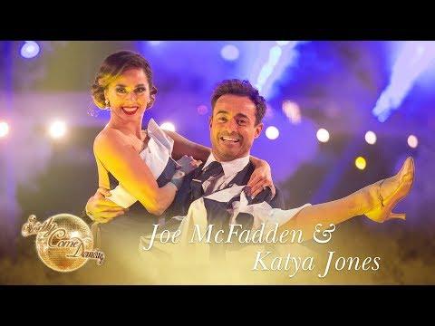 Joe and Katya American Smooth 'Have You Met Miss Jones?' - Strictly Come Dancing 2017