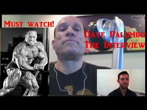 Exclusive Dave Palumbo Interview - Talking about Palumboism, Lui Marco,  Kai Greene