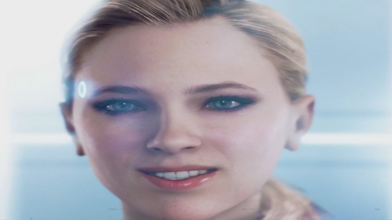 Chloe Quotes Detroit Become Human Main Menu Easter Eggs Youtube