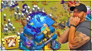 Best TH 12 BatSlap Ever Seen! | Worst Base Designs Crushed in Clan War Leagues | Clash of Clans