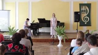 Благотворительный концерт в Брестском музыкальном колледже