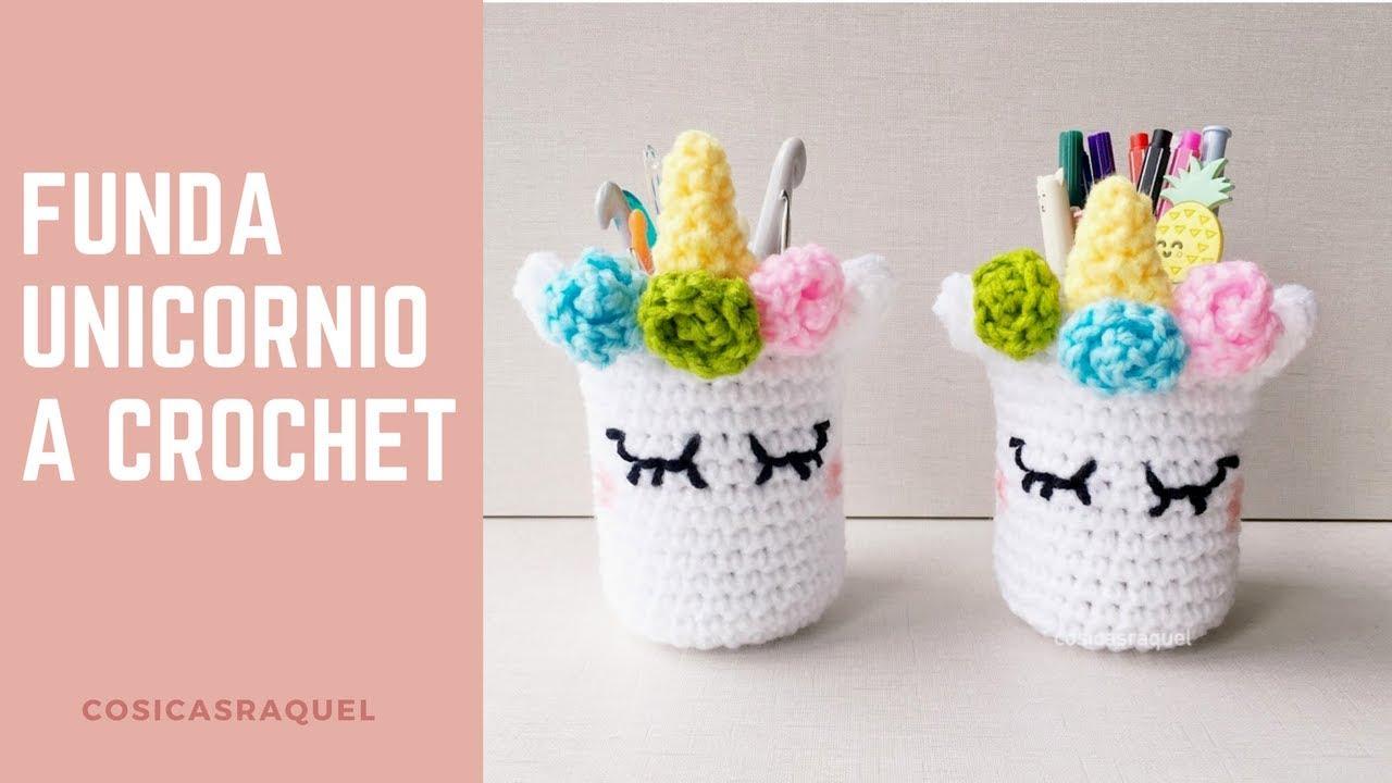 My First Amigurumi: Unicorn crochet - Tutorial step by step ... | 720x1280