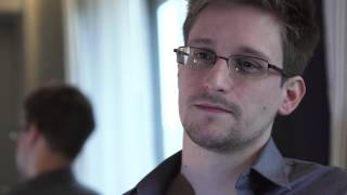 NSA whistleblower Edward Snowden: 'I don't want to live in a society that does these sort of things' N