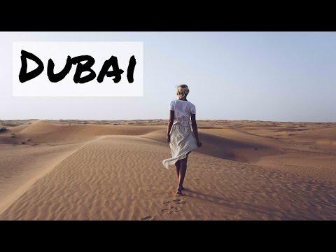 Dubai- Travel to the United Arab Emirates with us!