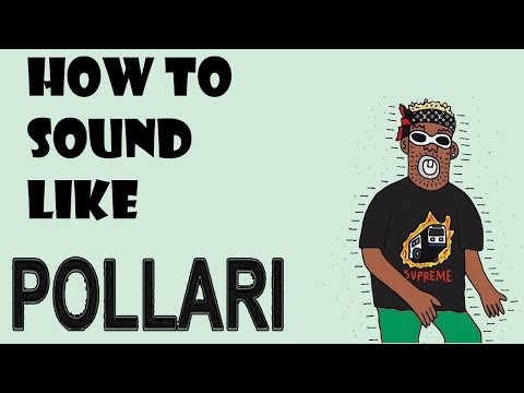 how to sound like Kevin Pollari