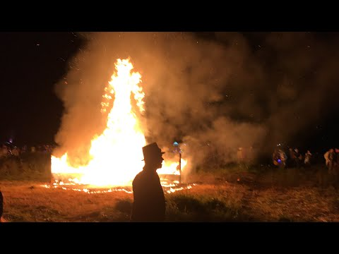 1.Как устроен Огонёк - Русский Burning Man?