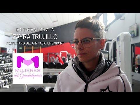Entrevista a Zayra Trujillo - Mujeres del Guadalquivir