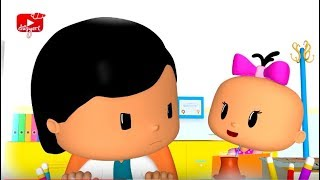 Pepee - Doktor Pepee ve İtfaiyeci Pisi (YENİ) - Çizgi Film & Çocuk Şarkıları | Düşyeri