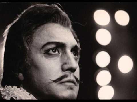 TOP 10 BARITONES (LIVE) 6  - Piero Cappuccilli