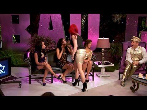 Bad Girls Club: Season 17 - Reunion Countdown - S6 - Char VS Sydney & Lauren
