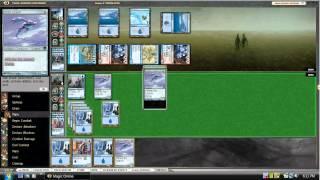Dime a Dozen #15 - Round 1, Pauper DE w/ Mono-Blue Fae, 5 Feb. 2013