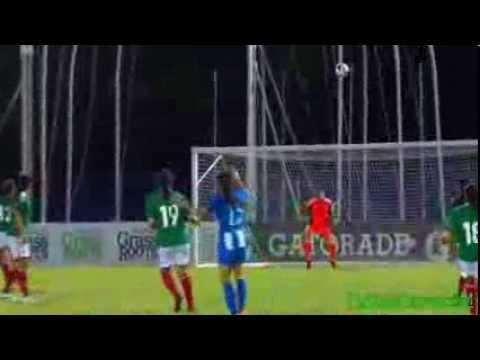 México vs Honduras Premundial Femenil Sub-20 2014