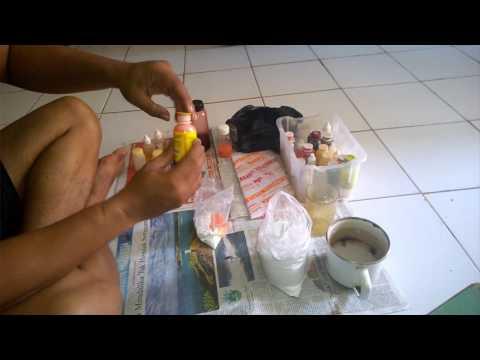Tips cara membuat umpan ongol ongol untuk lomba mancing ikan mas oleh Pak Cahyo Part 1