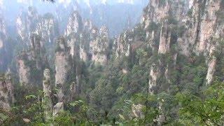 中國湖南省 - 張家界風景 Zhangjiajie, Hunan HD 1920X1080