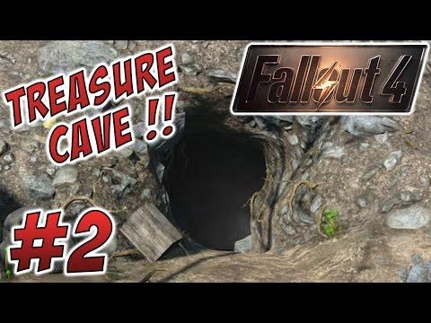Fallout 4: Treasure Cave! #2