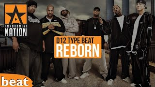 D12 Type Beat - Reborn