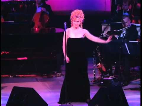 Bernadette Peters 1998 (full program) Live From Royal Festival Hall London