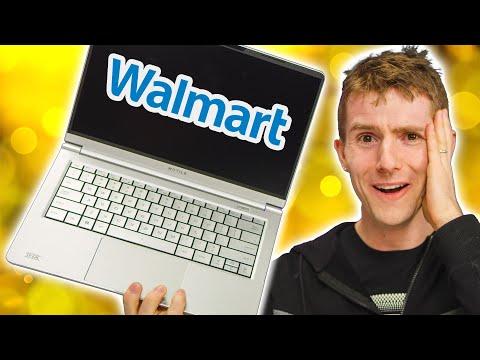 Walmart's $250 laptop