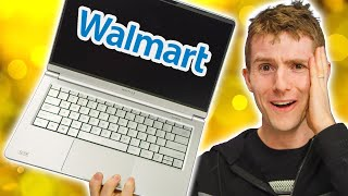 Walmart's $250 laptop is AWESOME!