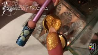 Nail Art Tutorial - Spider/ NetWork gel