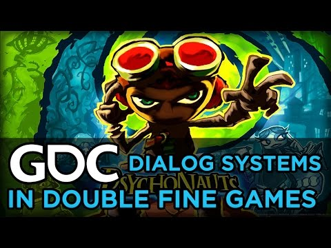 Dialogue Systems in Double Fine Games