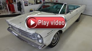 1965 Ford Galaxie 500 Convertible w factory air