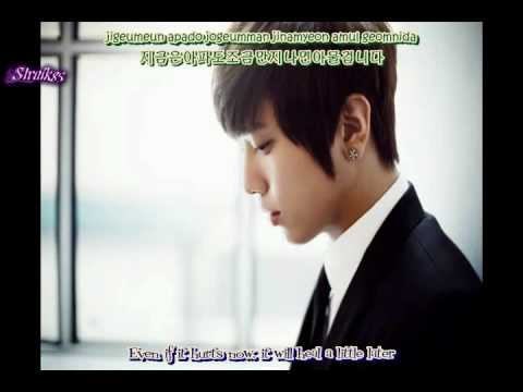 [HQ] C.N.Blue - I'll Forget You  (그럴 겁니다... 잊을 겁니다.) [EngSub+Romani+Hangul]