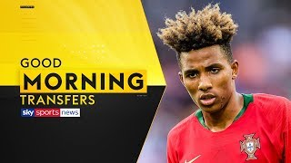 Who will win the race to sign Gedson Fernandes? | Good Morning Transfers