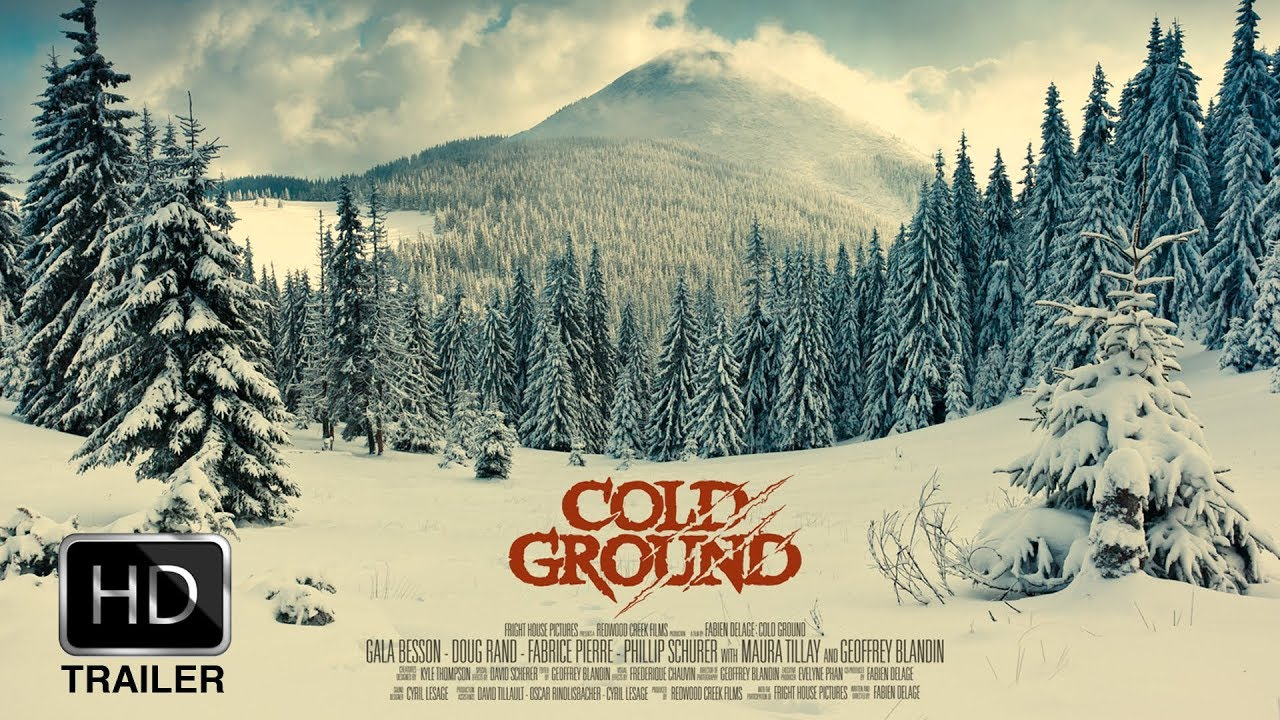 COLD GROUND (2018) Official Holidays Trailer HD - Teaser #2 Horror Movie