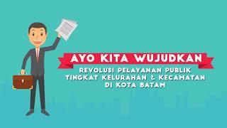 Apok Aplikasi Pelayanan Online Kecamatan Kota Batam