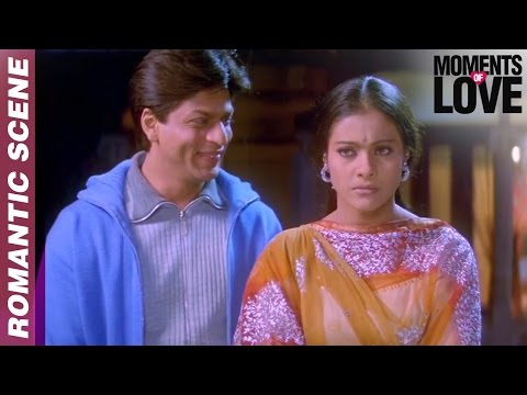 Rahul And Anjali Become Friends - Kabhi Khushi Kabhie Gham - Shahrukh Khan, Kajol - Moments Of Love