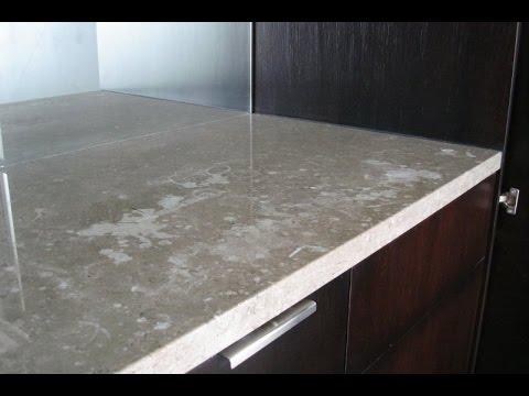 Manchas En El Marmol Of Como Eliminar Facilmente Manchas De Acido En Marmol Youtube