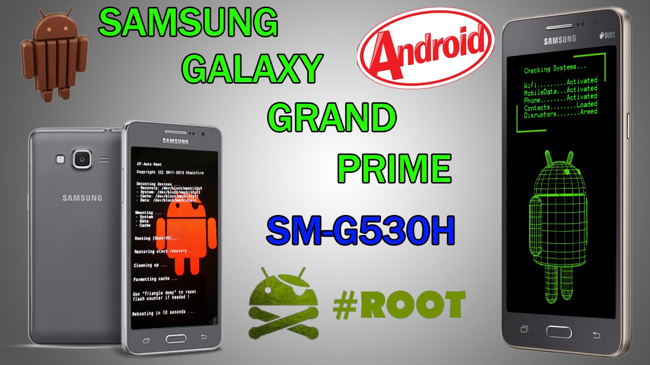 root android 4.4 4 core prime