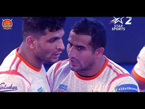 Puneri Paltan vs Bengal Warriors - Pro Kabaddi League 5