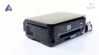 Обзор МФУ Epson Stylus Office SX535WD