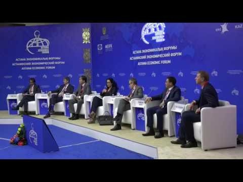 Astana Economic Forum, Private Equity Session 15-06-2017
