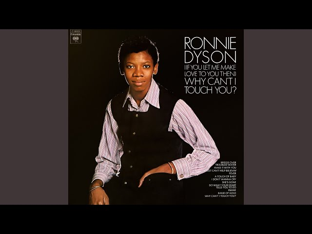 Just Dont Want To Be Lonely Single Version Ronnie Dyson Shazam