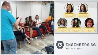 Technology Consulting & Gender Diversity - Women Who Code Singapore