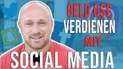 Wie du mit Social Media GELD VERDIENEN kannst!