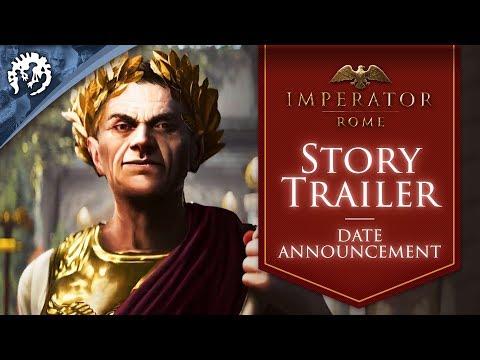 Состоялся релиз Imperator Rome - новая стратегия от студии Paradox