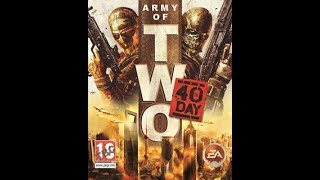 [30] Longplay - Army of Two: The 40th Day (Part 2)